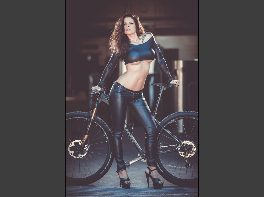 MB The Sexy Cycling Kalender 2018 Teaser Februar
