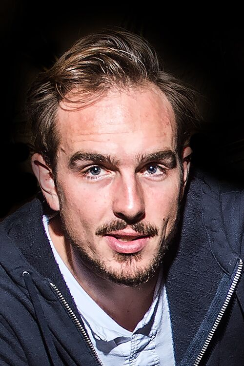 RB 1116 John Degenkolb Interview Portrait